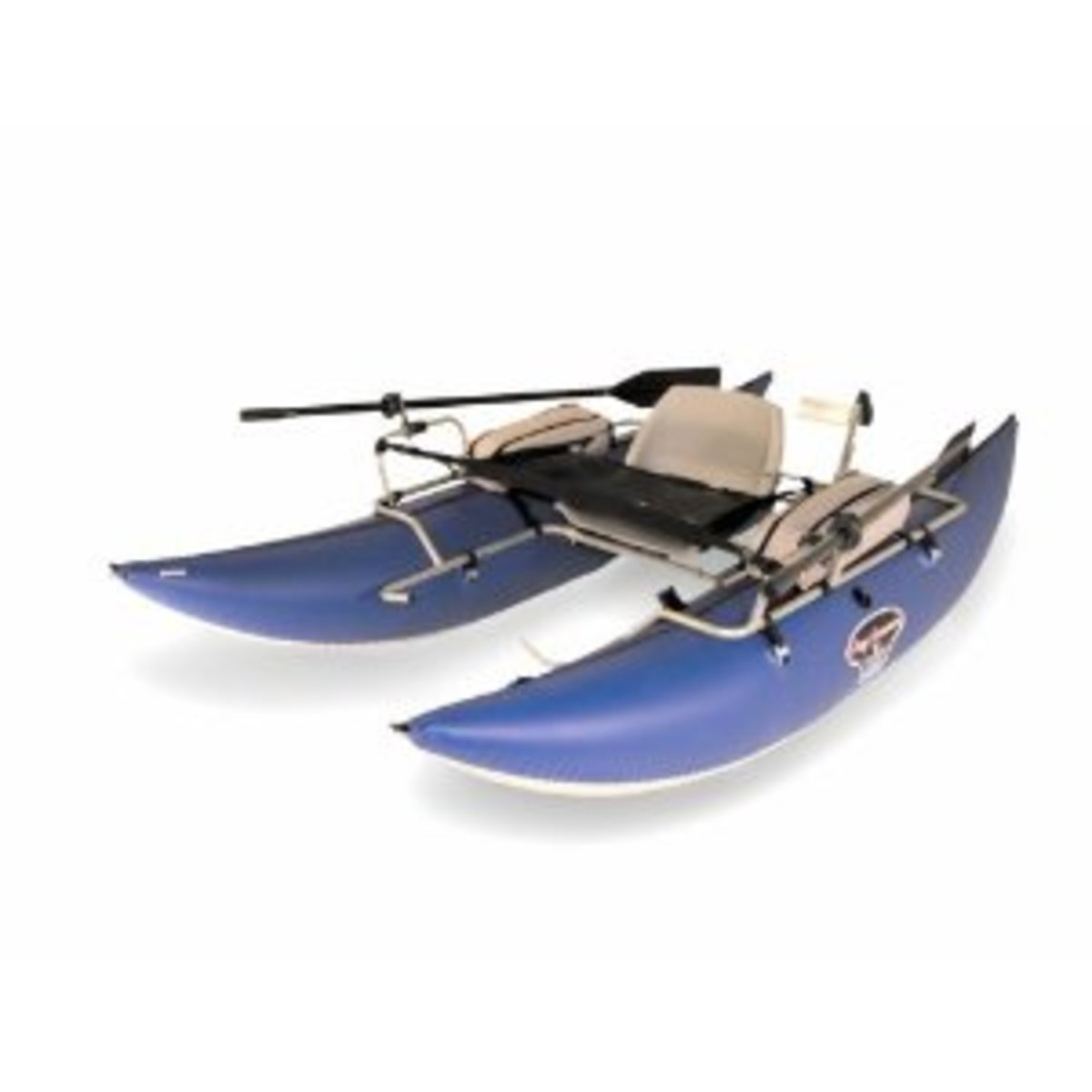 Bucks Bags High Adventure 9-Foot Pontoon Package (Blue)