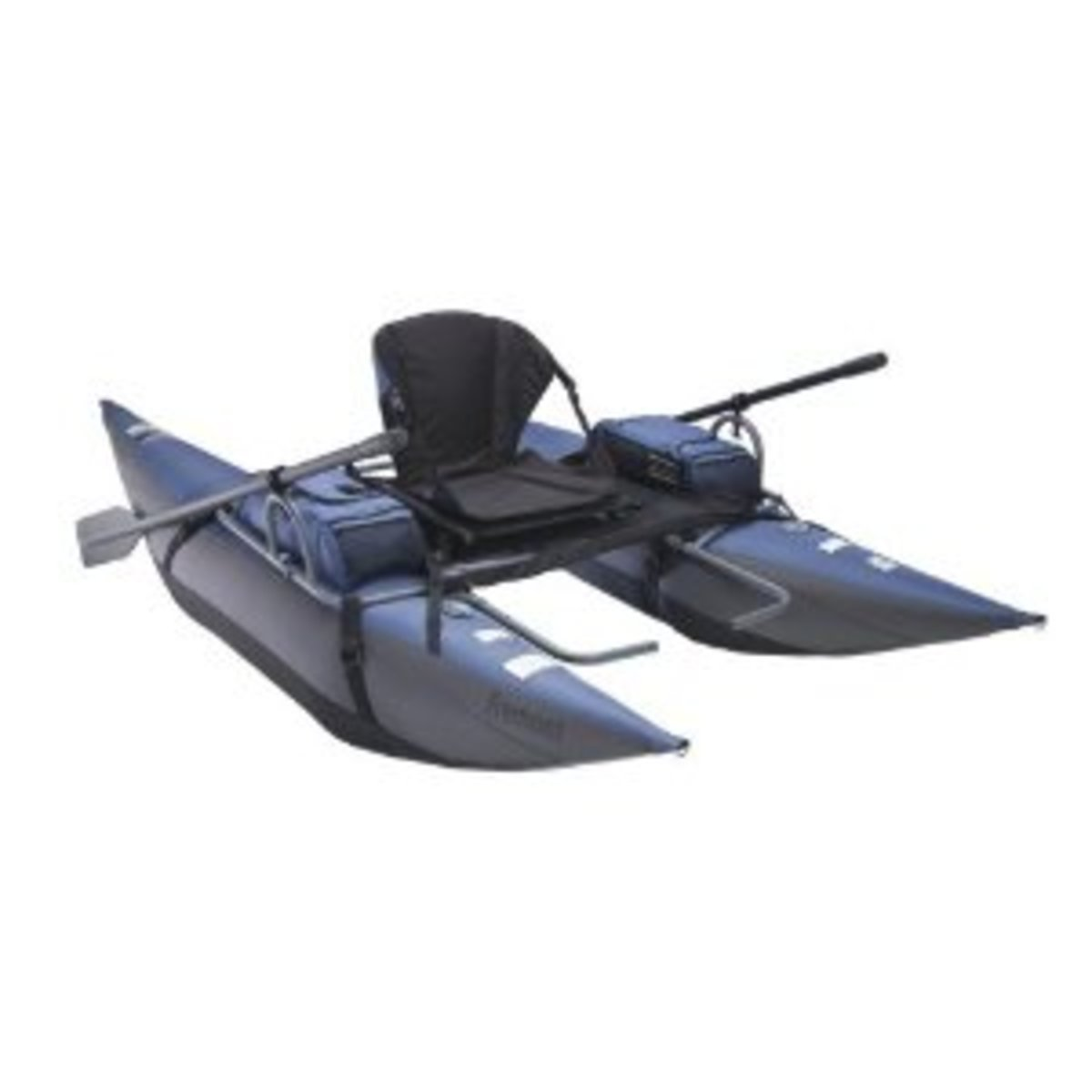 Classic Accessories Fremont Packable Pontoon Boat (Slate/Charcoal)