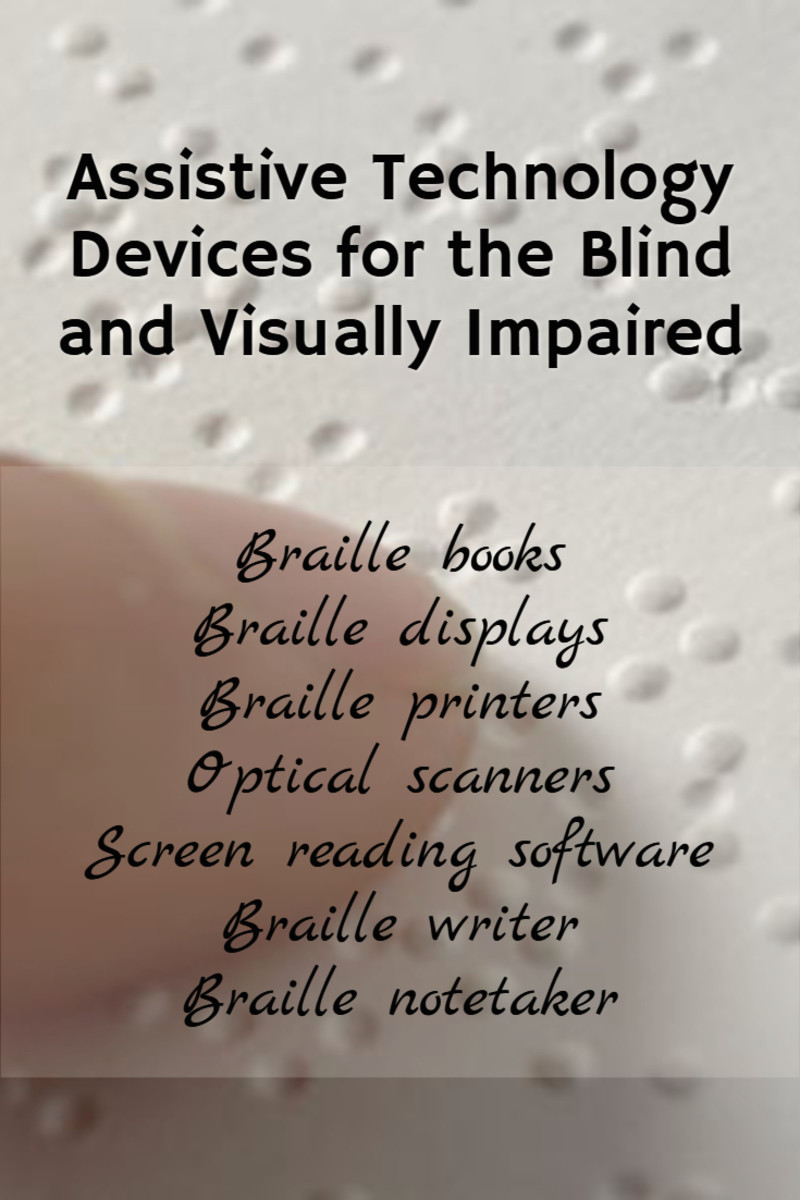 Assistive Technology Devices for the Blind and Visually Impaired