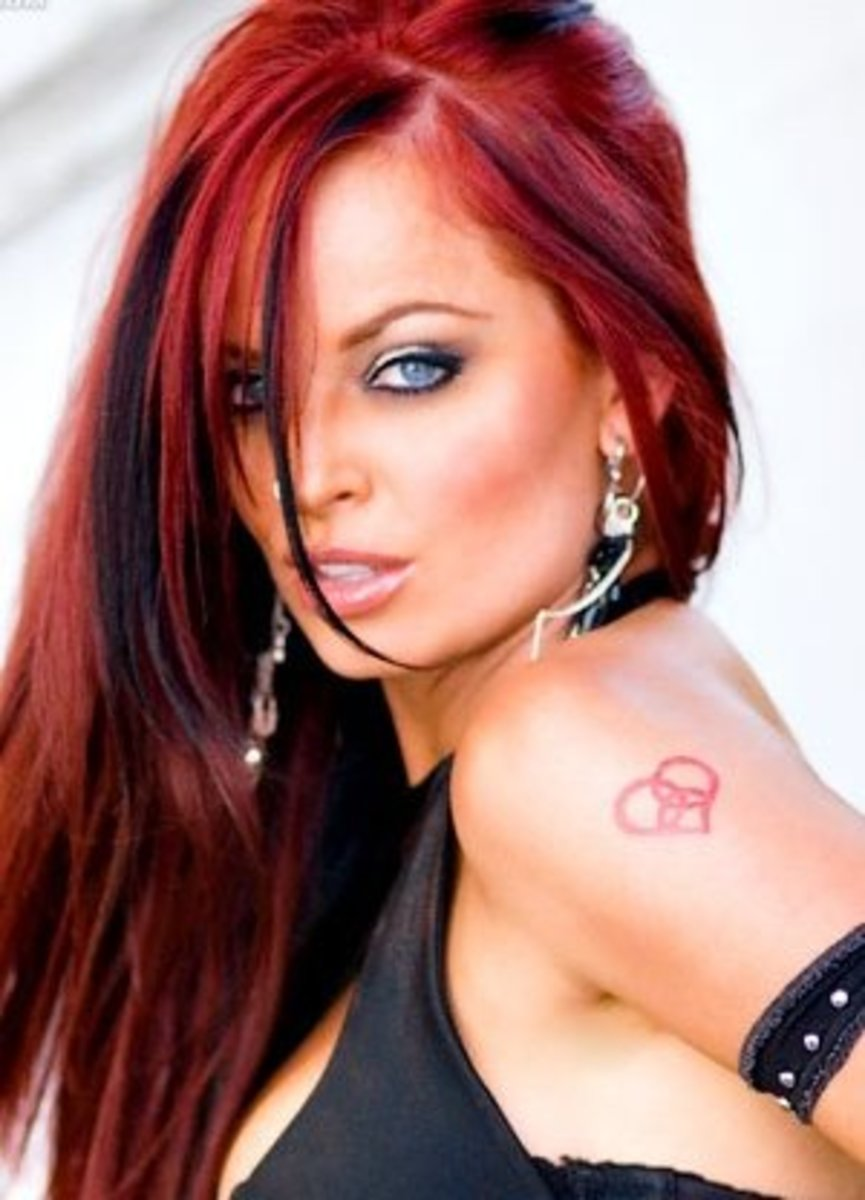 Christy Hemme in TNA