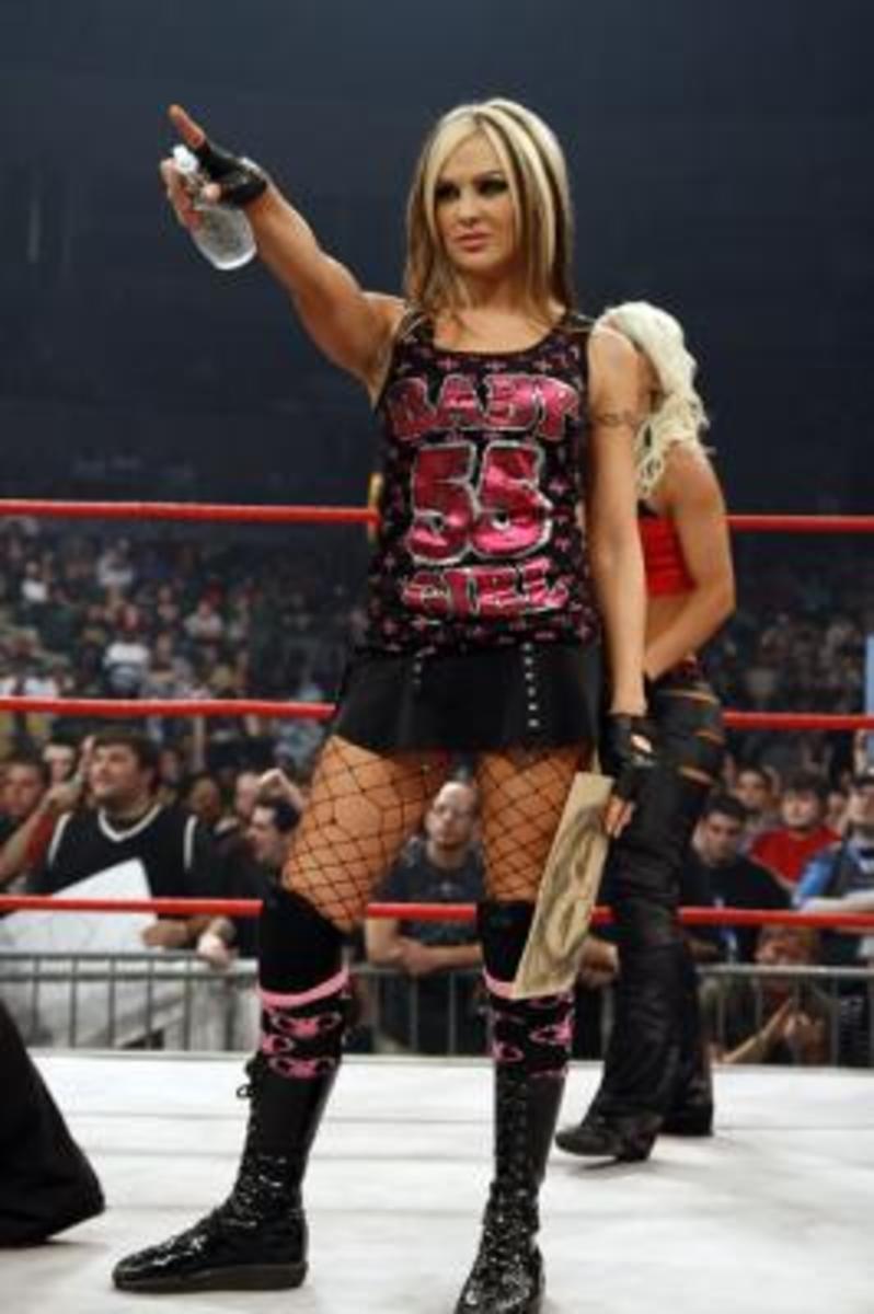 Jamie as Velvet Sky in TNA