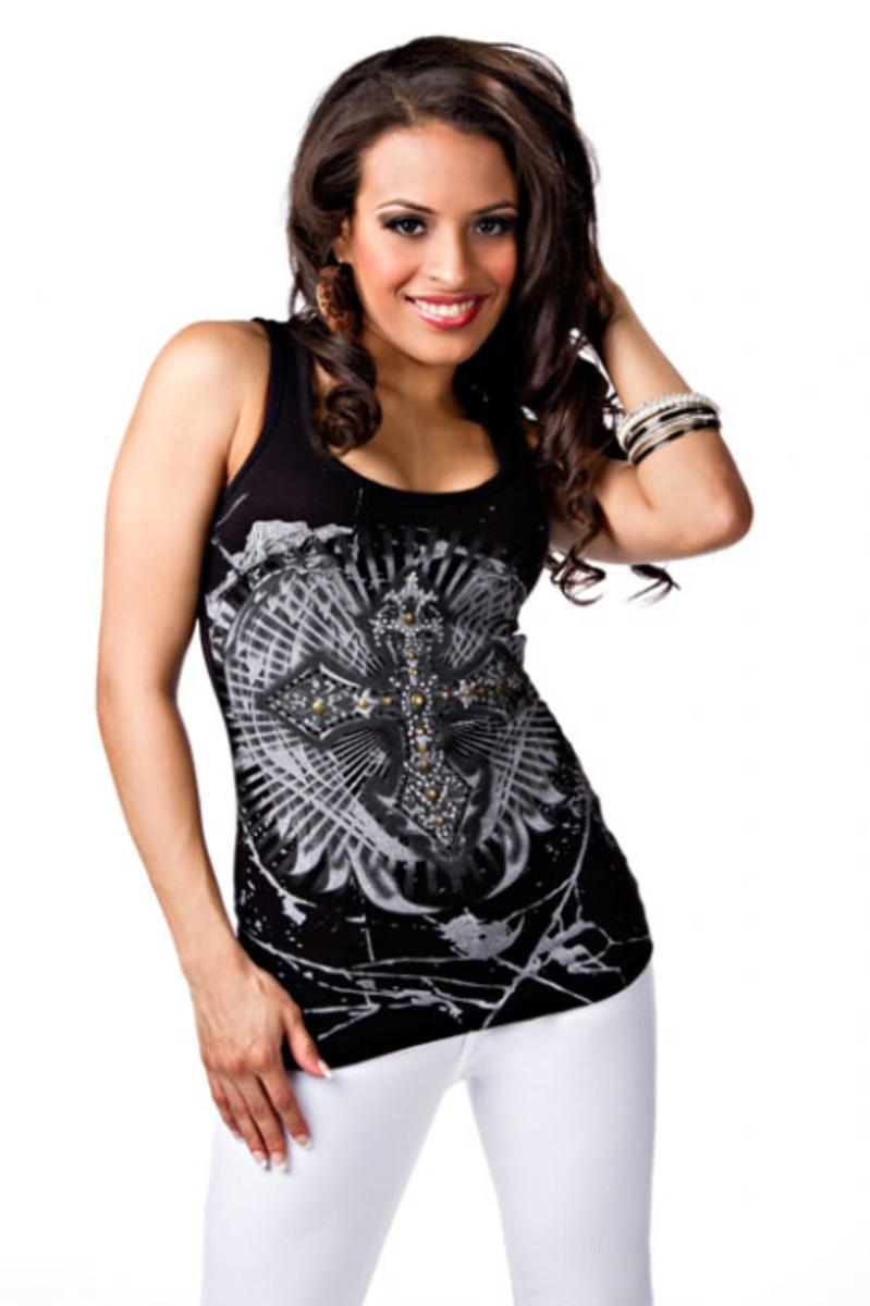 Thea as Rosita in TNA