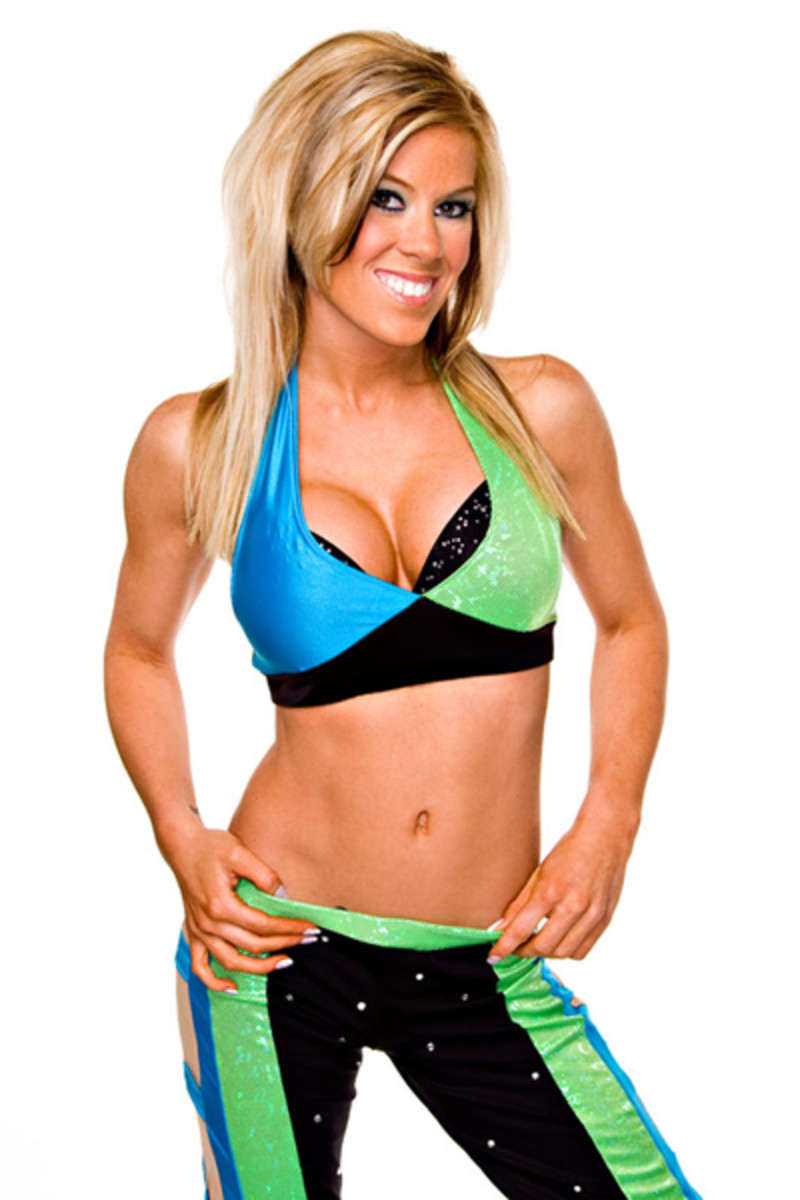 Ashley as Madison Rayne