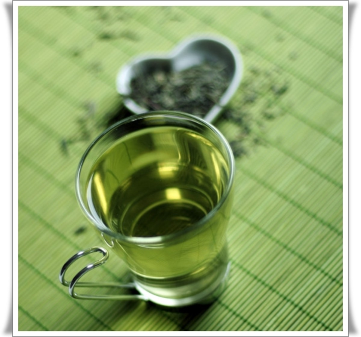 Green tea - Photo: Courtesy of Ideal Living