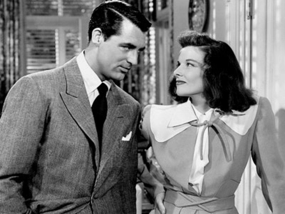 My Top 10 Favorite Cary Grant Movies
