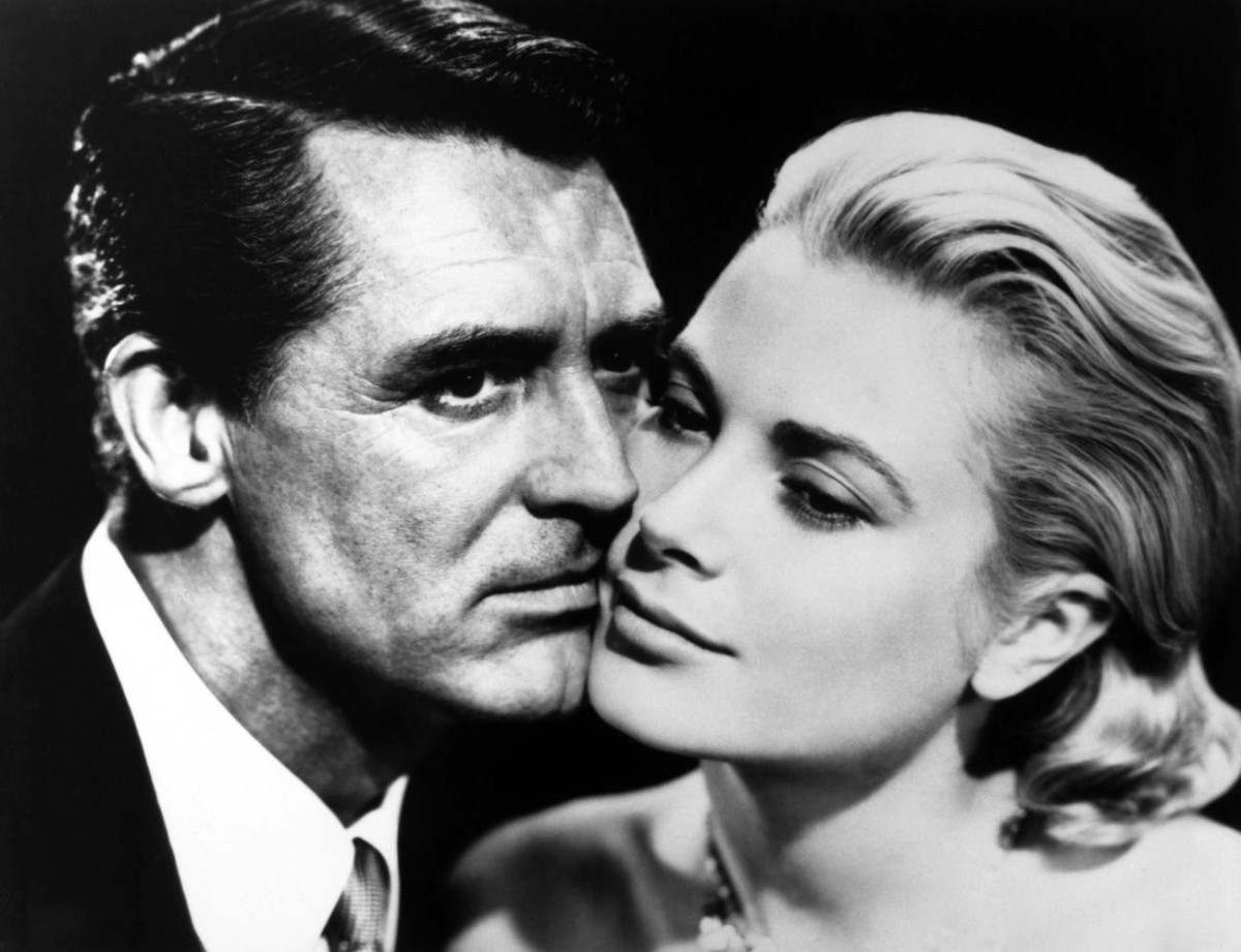 Grant and Grace Kelly