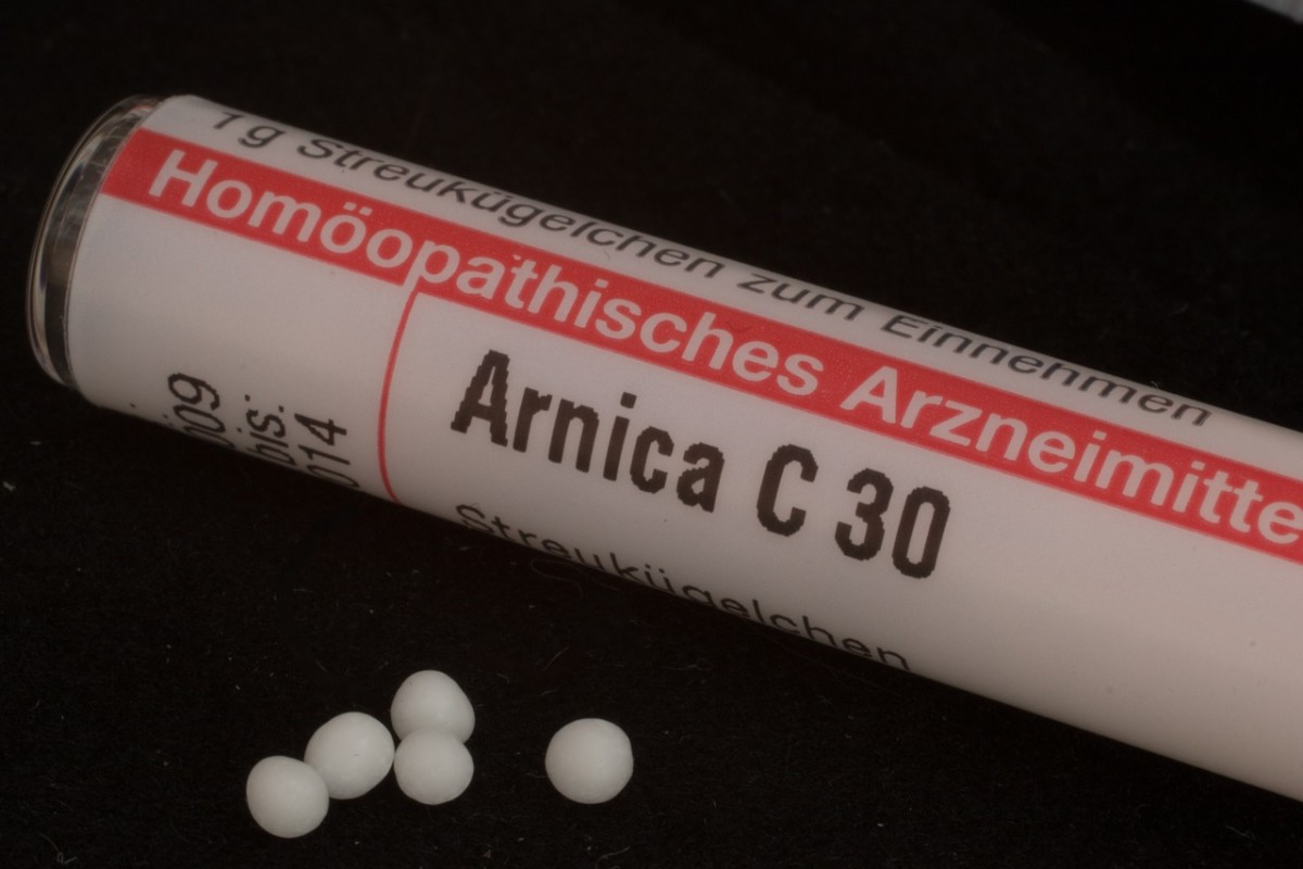 Arnica Natural Pain Relief