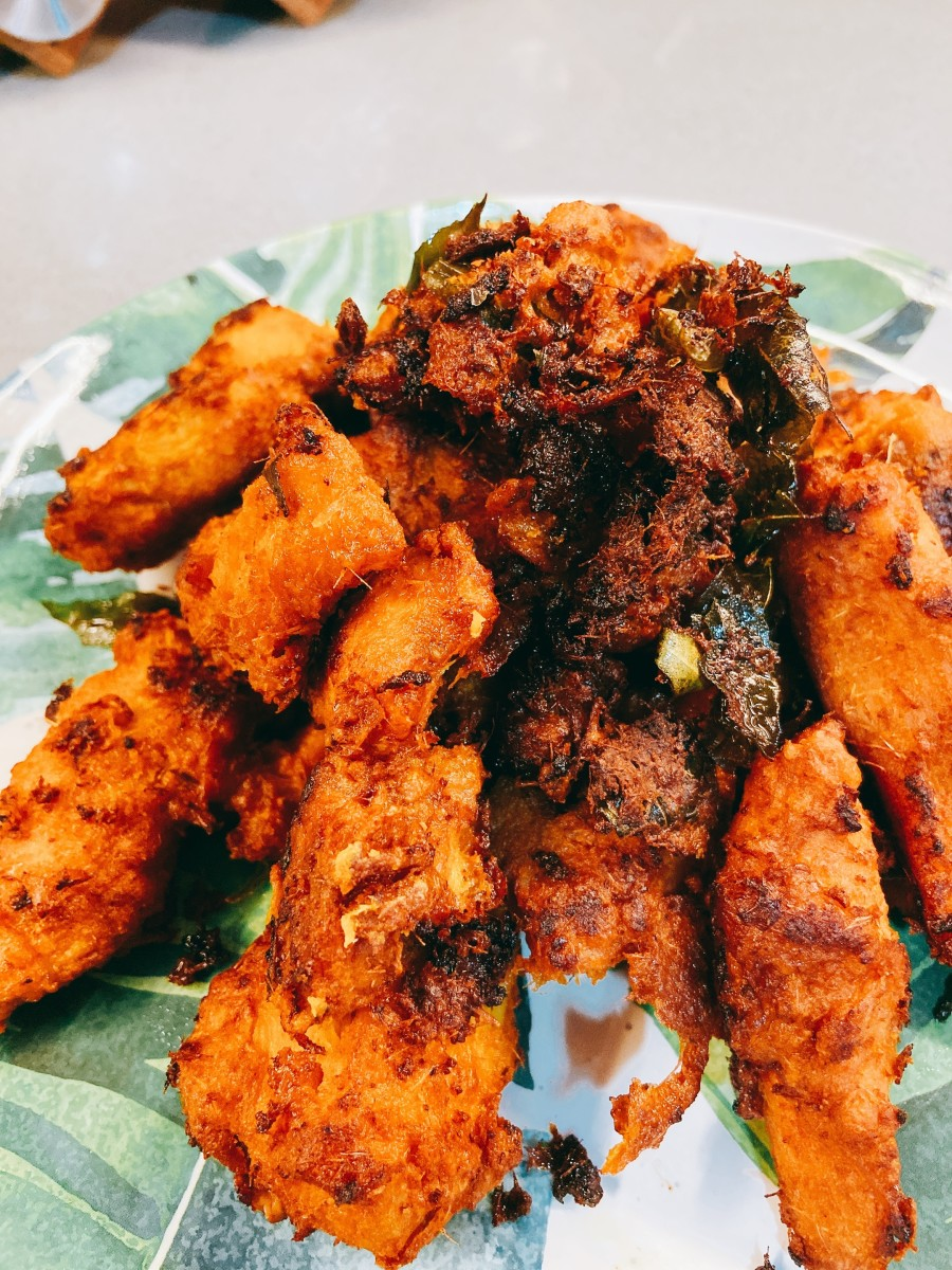 How to Make Malay-Style Curry Fried Chicken (Ayam Goreng Berempah)
