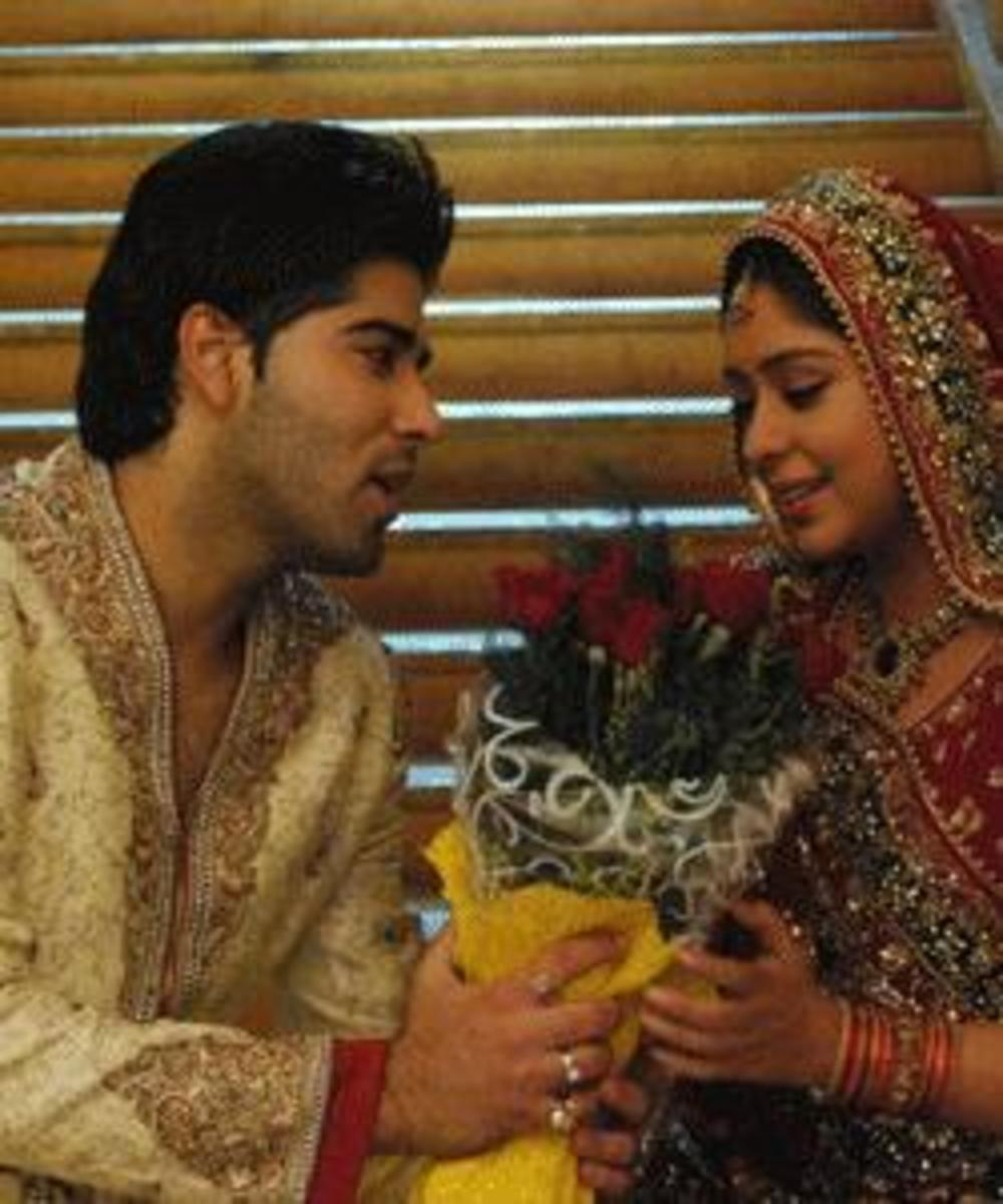 Viven and Nivedita Photo Session