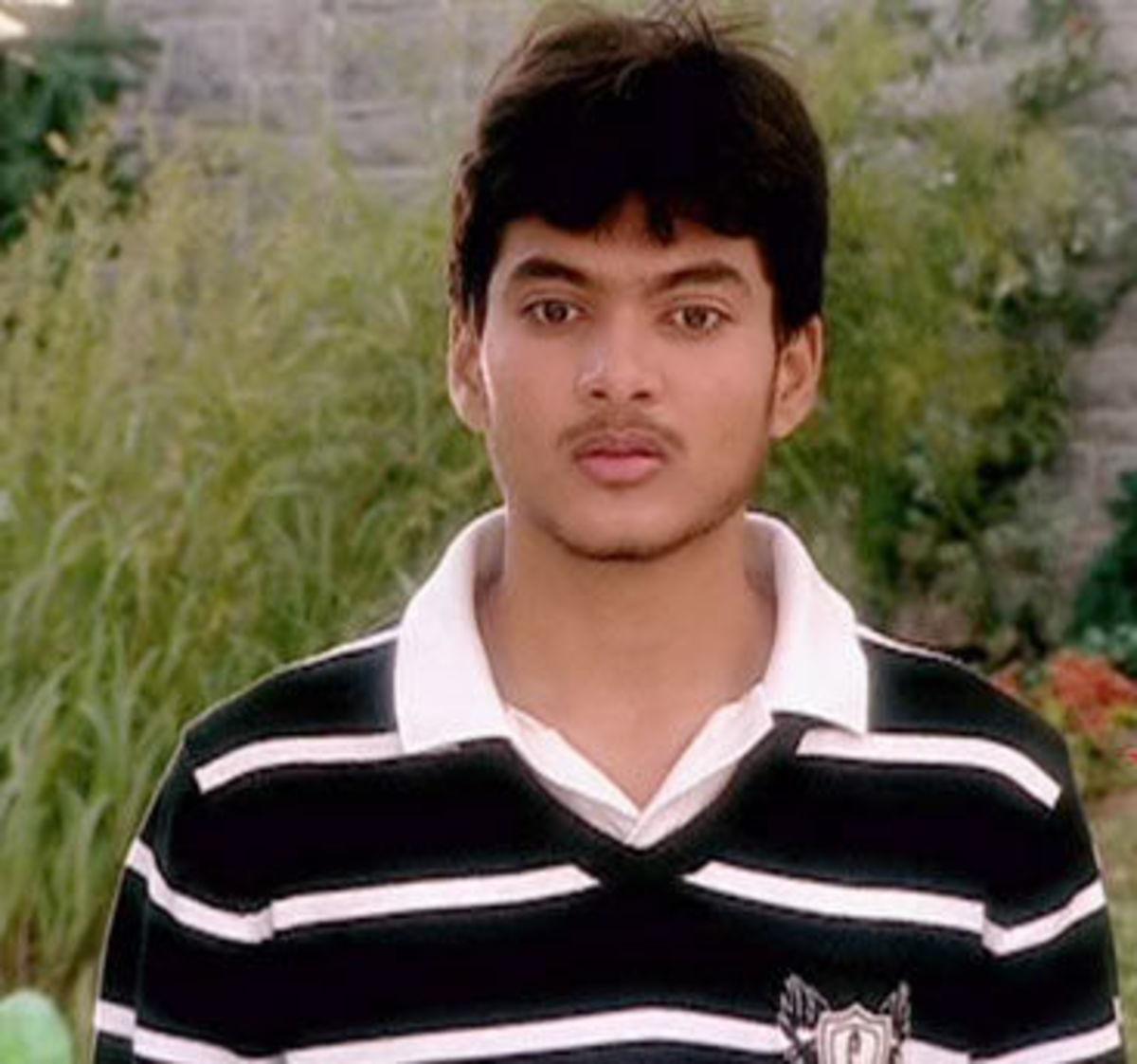 Nivedita's Brother Yash