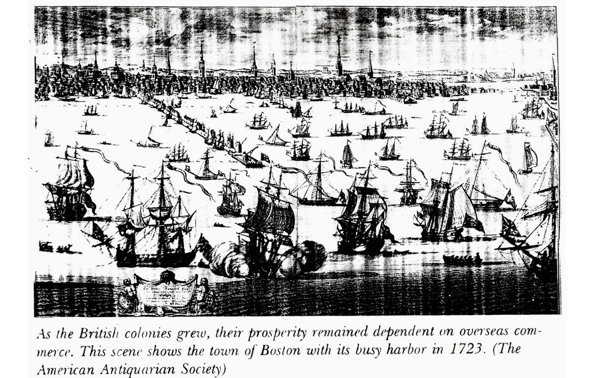COLONIAL BOSTON HARBOR