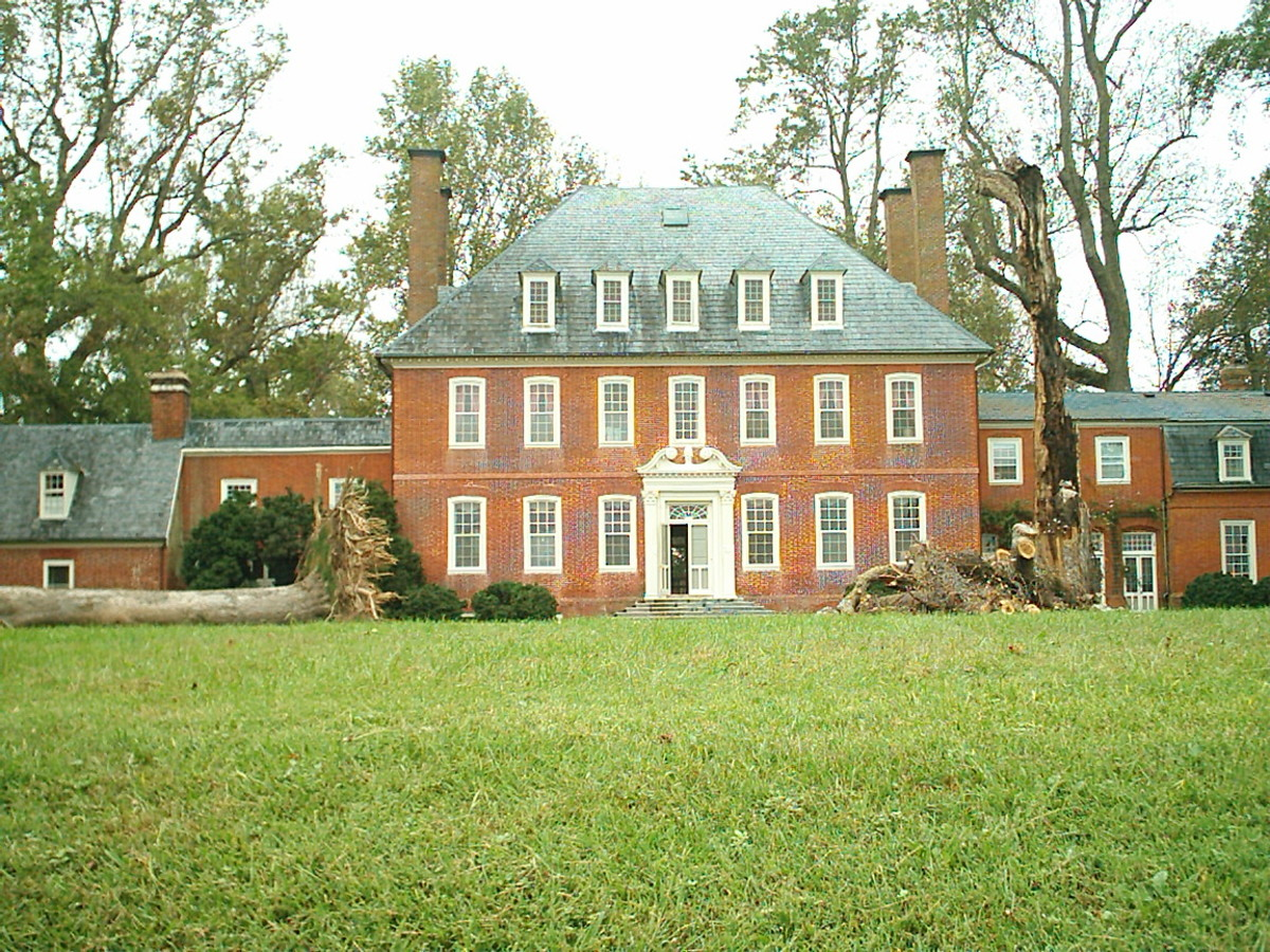VIRGINIA MANOR HOUSE