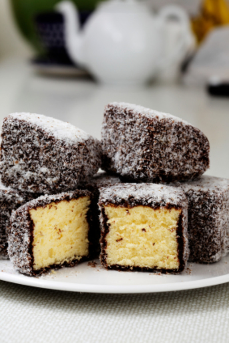 Lamingtons Image: iStockphoto.com/David Freund