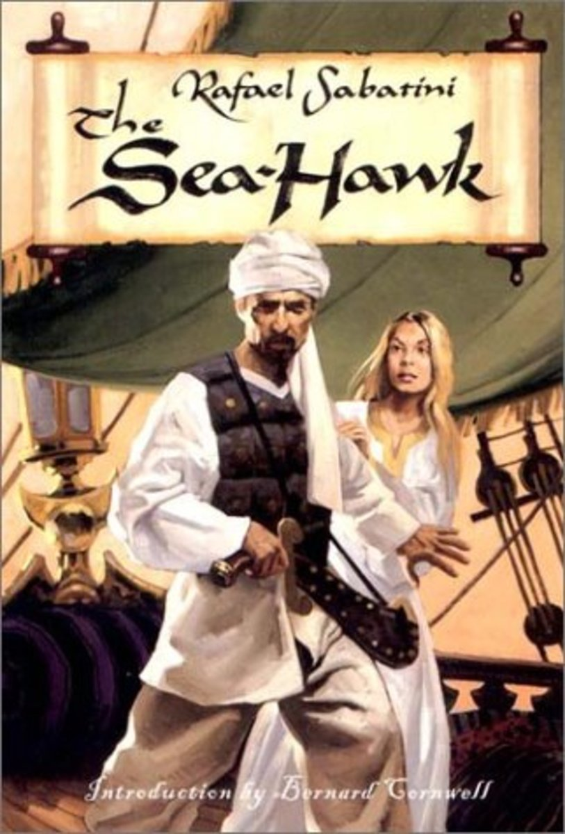 Sabatini-  The Sea Hawk