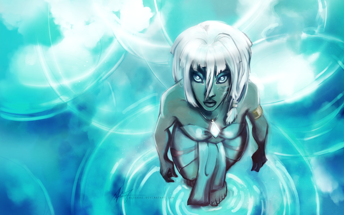 Free Princess Kida Wallpaper ~ by alicexz
