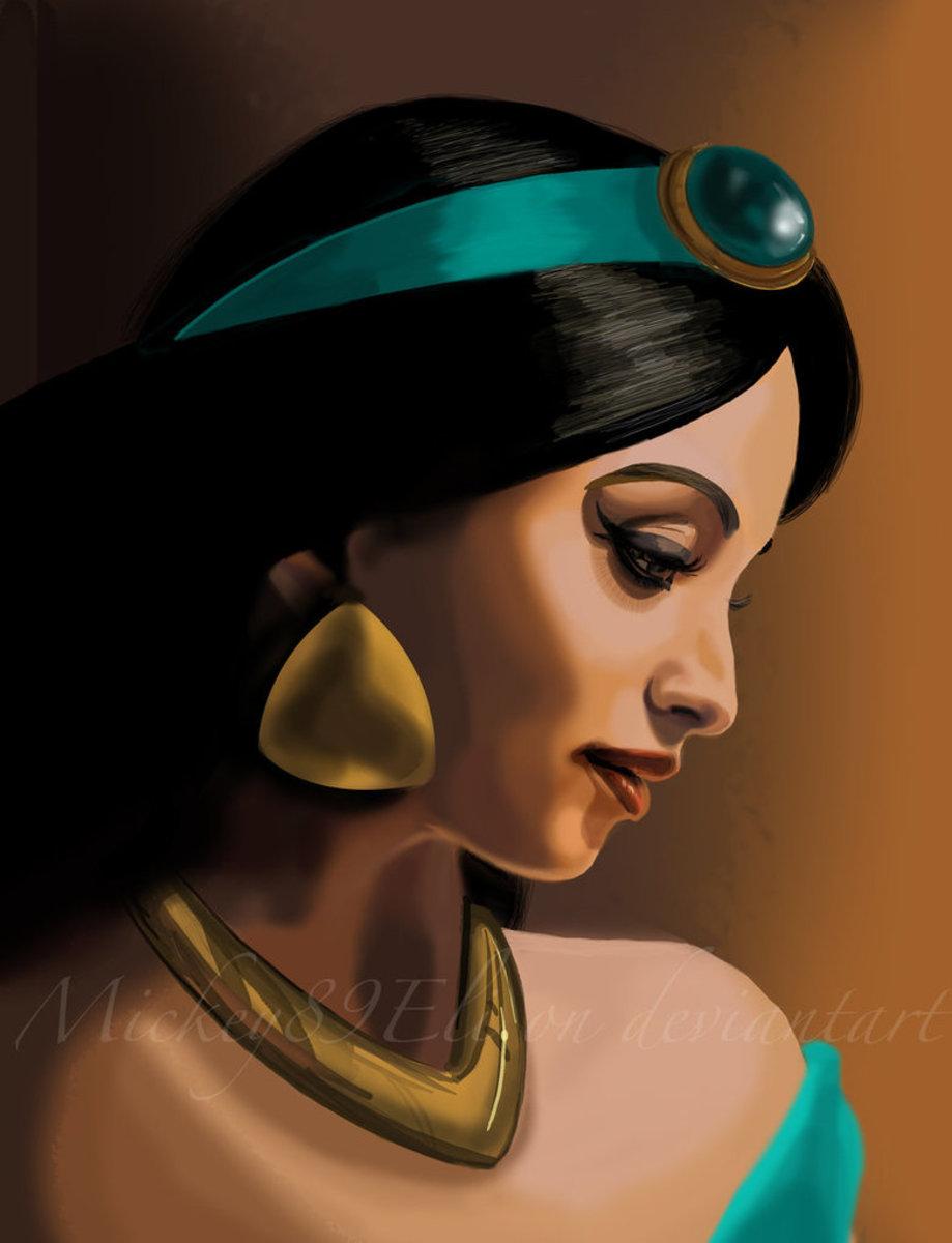 """Princess Jasmine ~ """"Aladdin"""""""