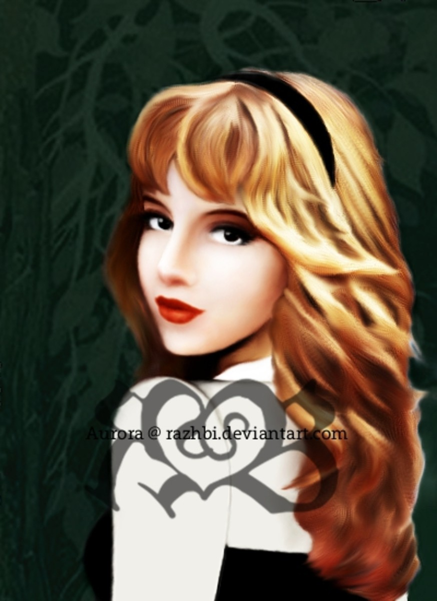Aurora ( Briar Rose ) ~ Sleeping Beauty