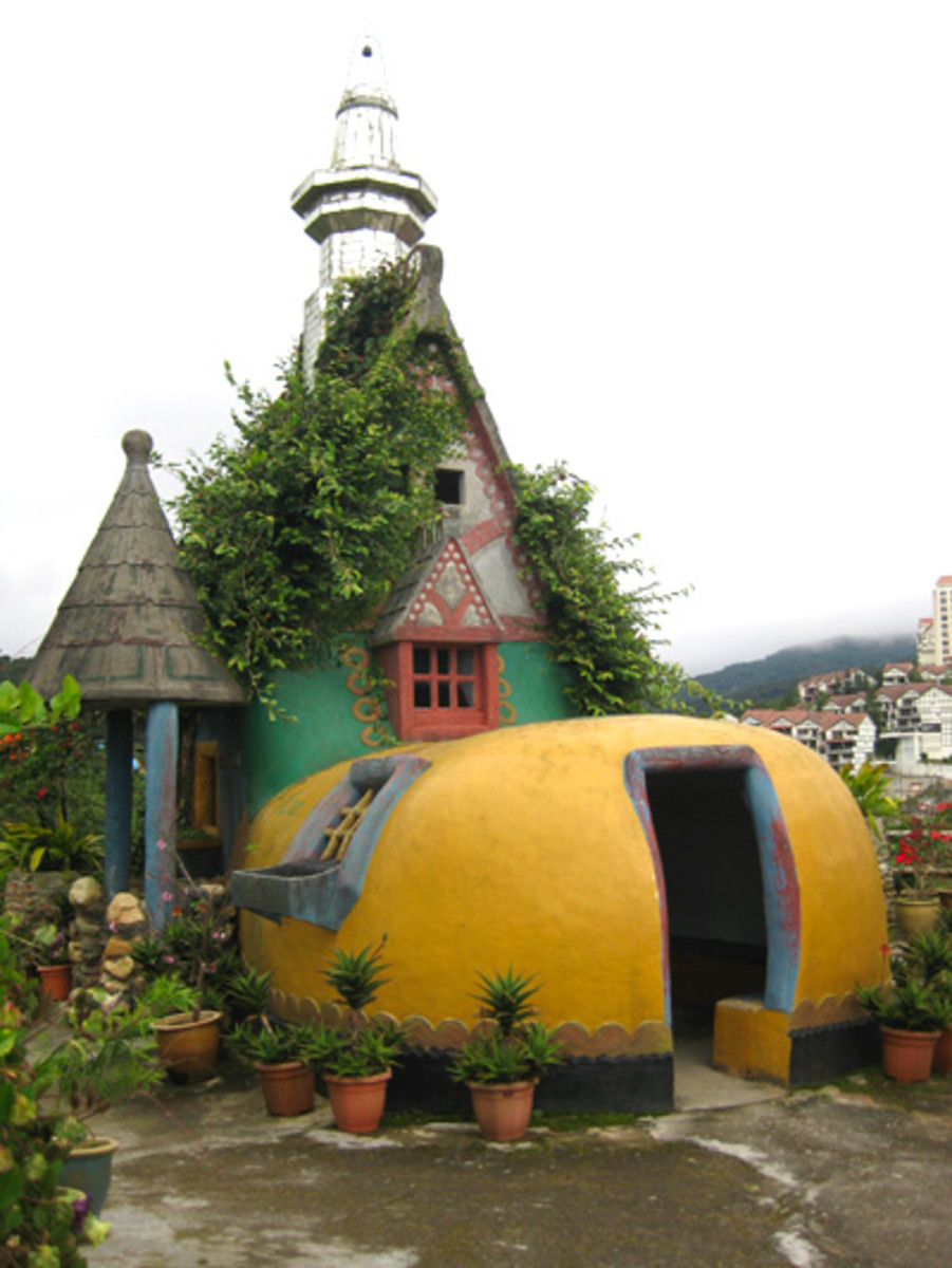 I didn't see any old ladies who lived in this shoe - but all the kids loved it.