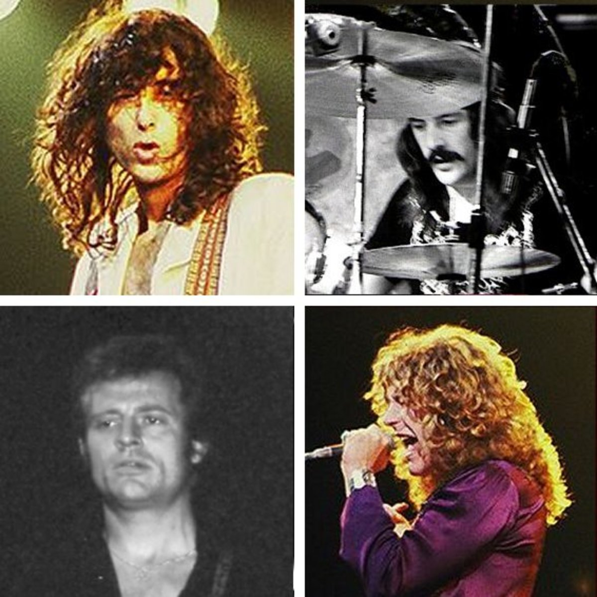 By File:Jimmy Page with Robert Plant 2 - Led Zeppelin - 1977.jpg: Jim Summaria File:John Bonham 1975.jpg: Dina Regine File:JohnPaulJones1980-2.jpg: Klaus Hiltscher  derivative work: Sabrebd [CC BY 3.0 (http://creativecommons.org/licenses/by/3.0)], vi