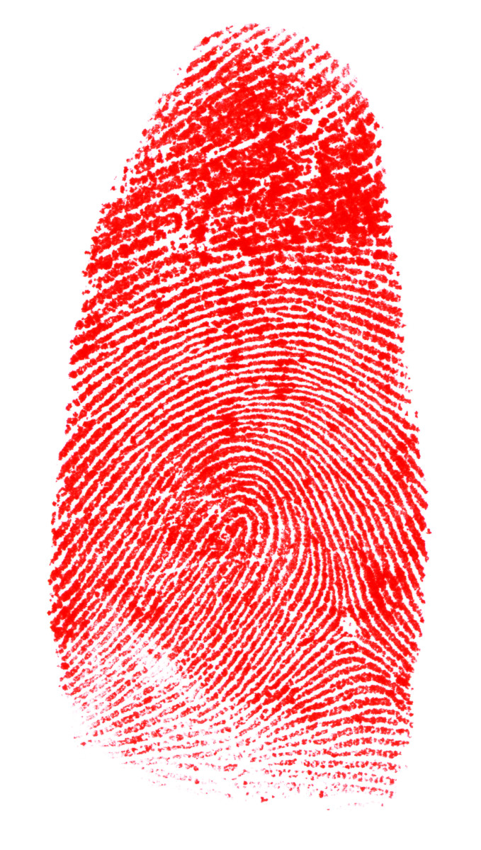 Fingerprint Photography