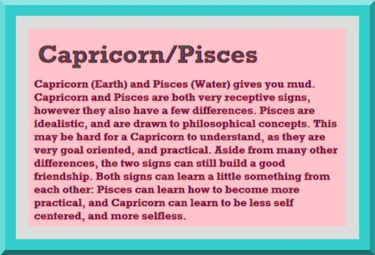 Are Pisces Woman & Capricorn Man a Compatible Love Match?