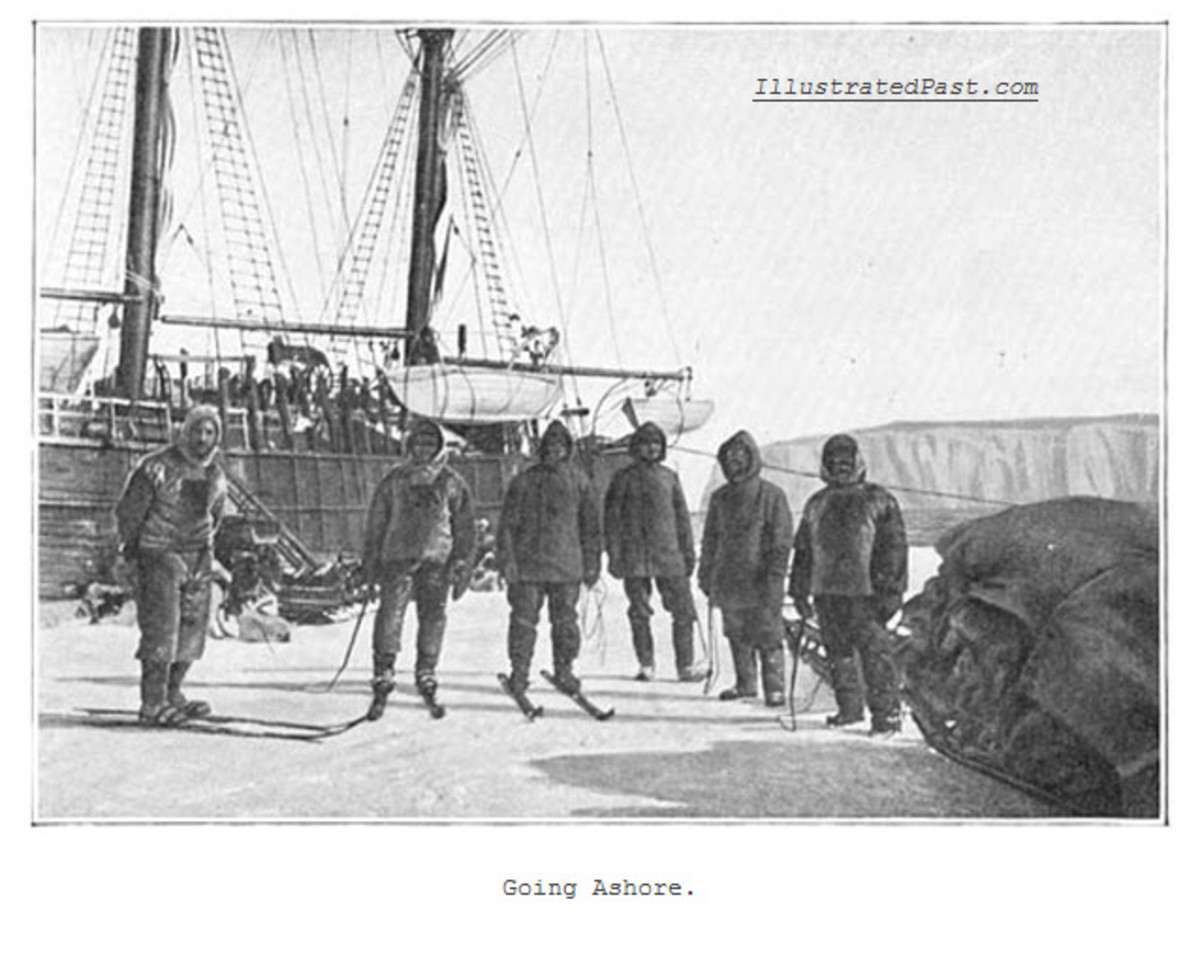 Going Ashore in Antarctica for the First Time
