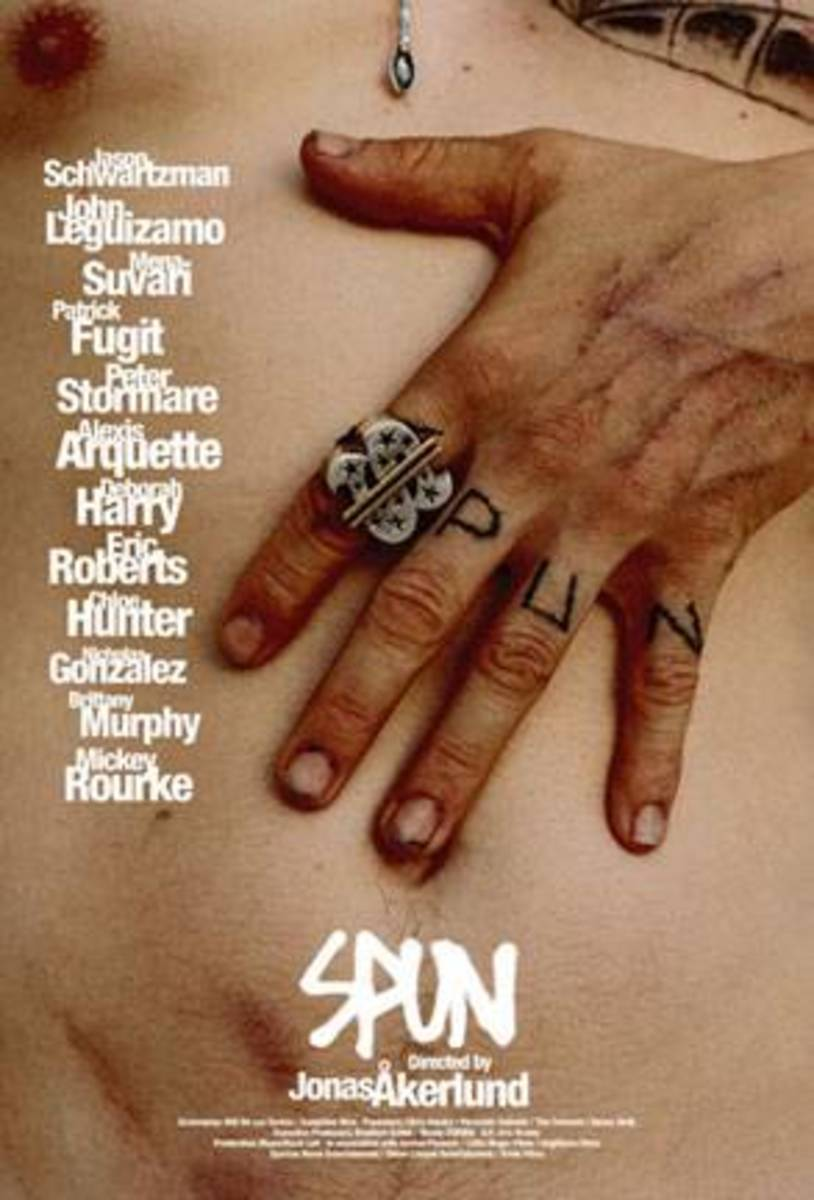 Spun Movie Poster