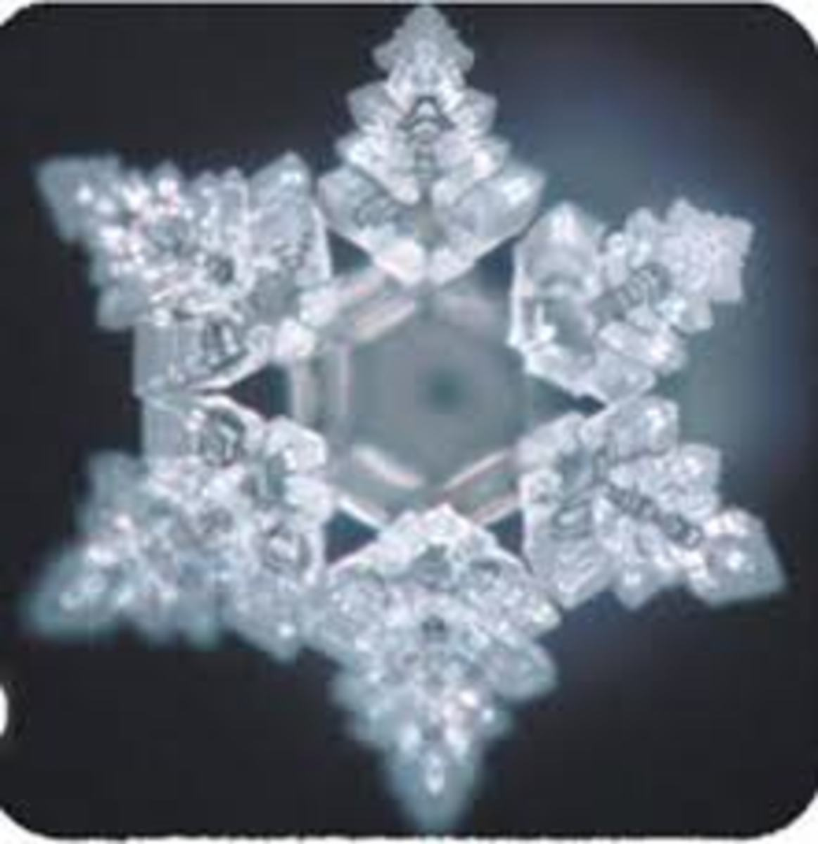 Mind Over Matter - Ice Crystals and Doctor Masuro Emoto