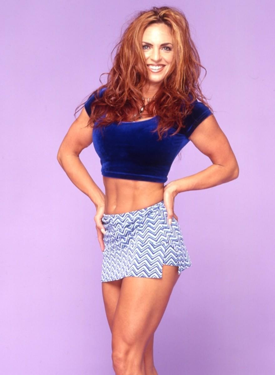 Nitro Girl Fyre (Terri Byrne)