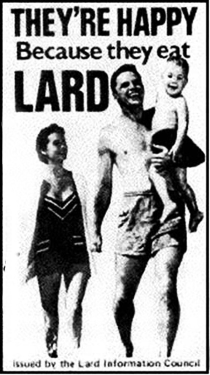 On second thought, bring back the Lard!!