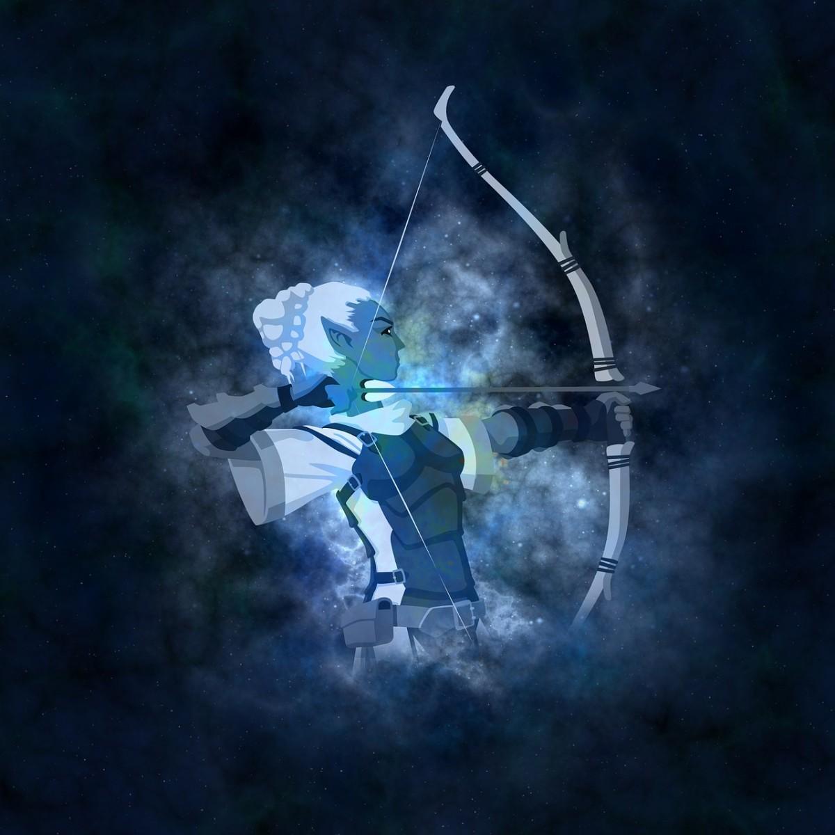 Sagittarius, a Free Spirit