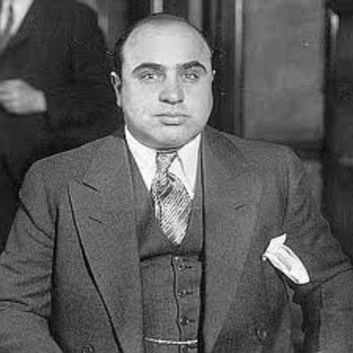 "Ralph ""Bottles"" Capone"