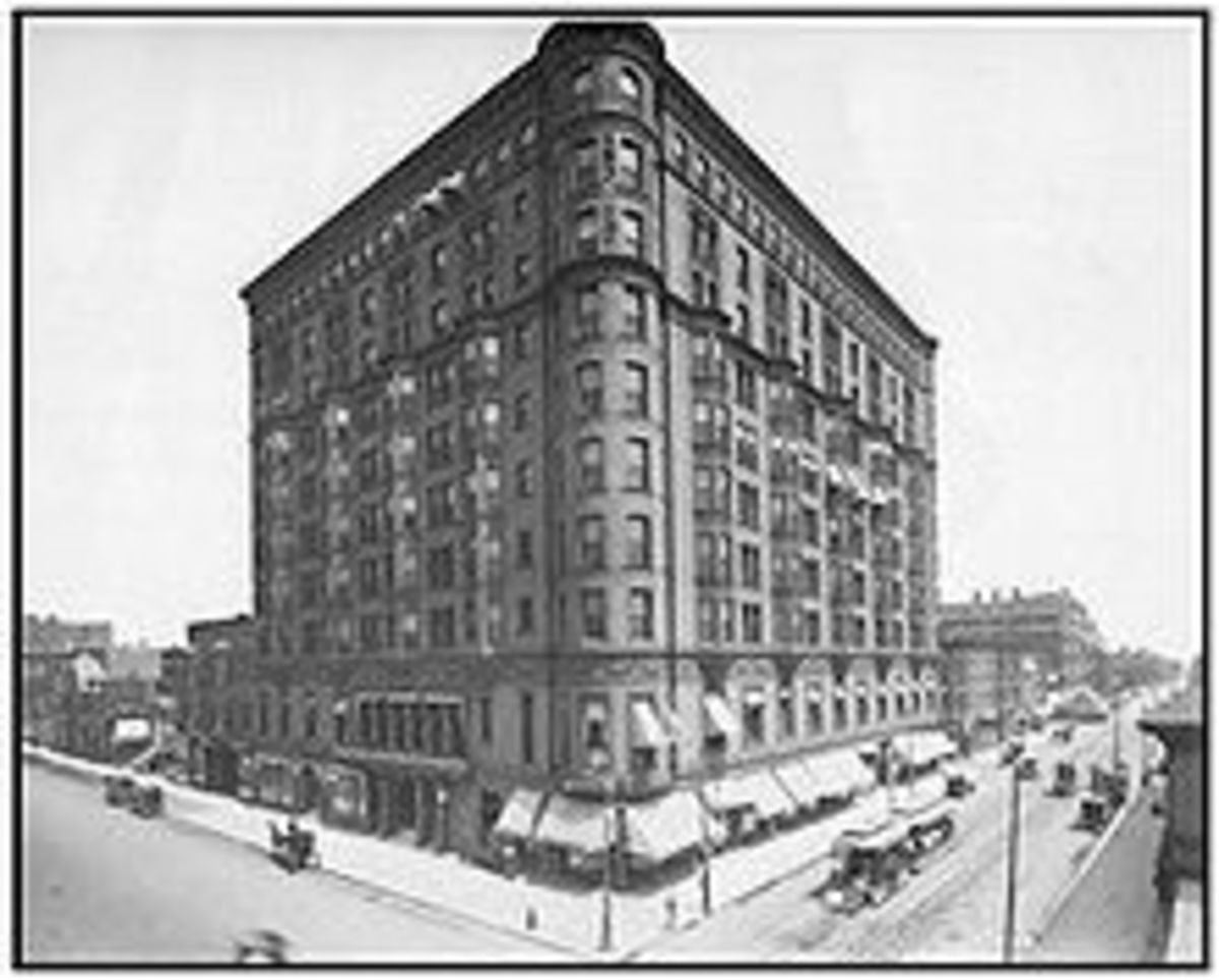Lexington Hotel - Chicago HQ