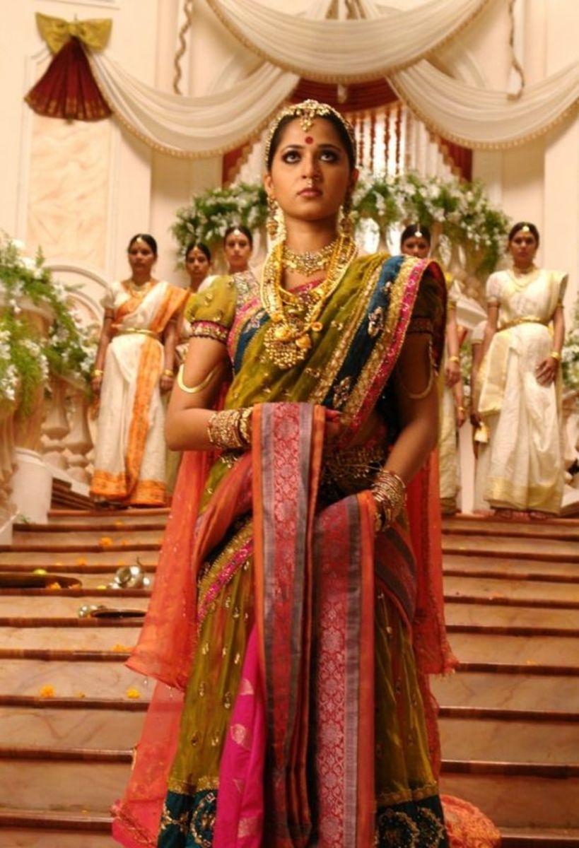 Anushka Shetty in Arundhati