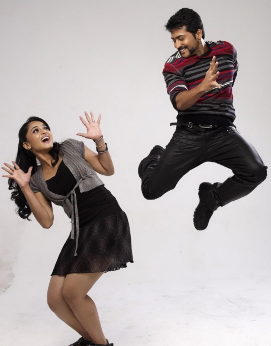 Anushka Finalised for Suriyaâs Next Film
