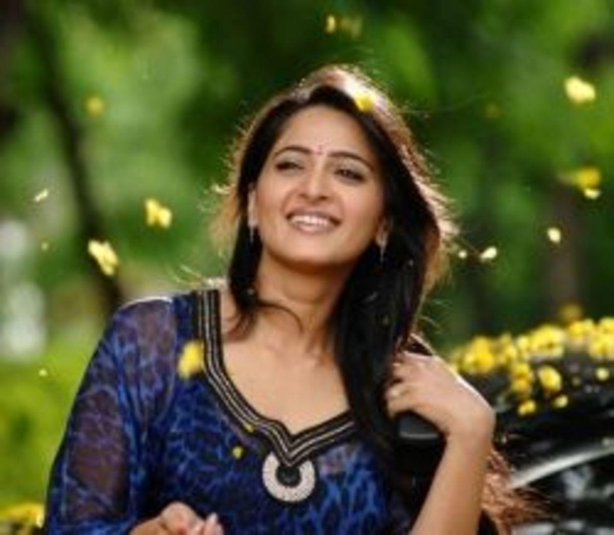 Anushka Shetty South Indian Film actress