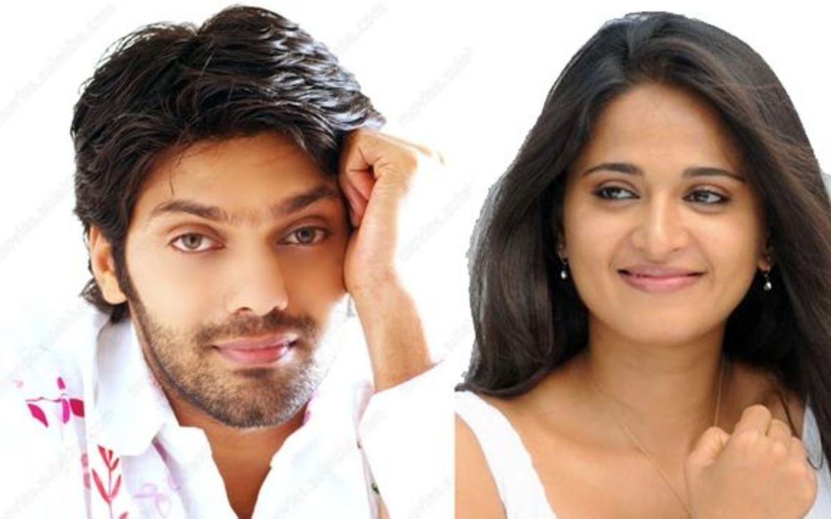 Anushka and Arya in dual roles in 'Irandam Ulagam'