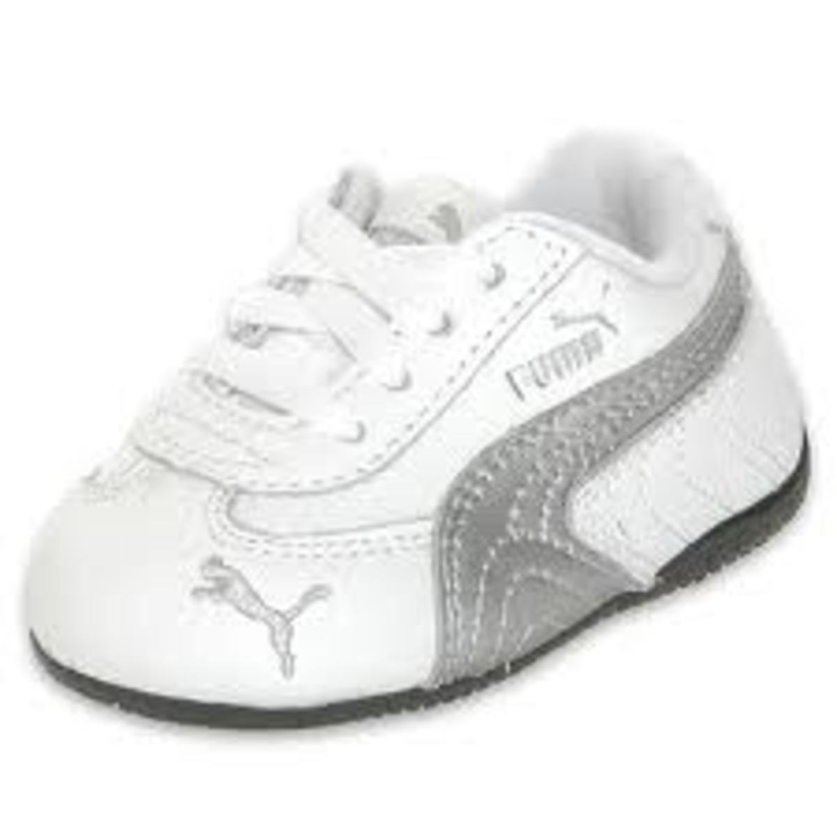 Toddler Puma shoes come in many styles and colors for boys and girls.
