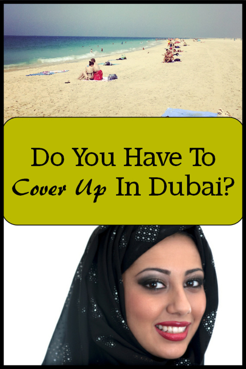 Do You Have to Cover up in Dubai?