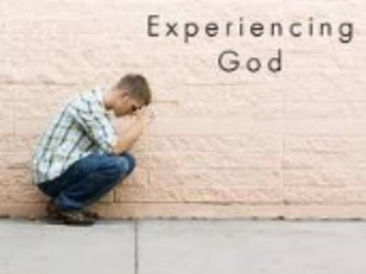 Going higher in God