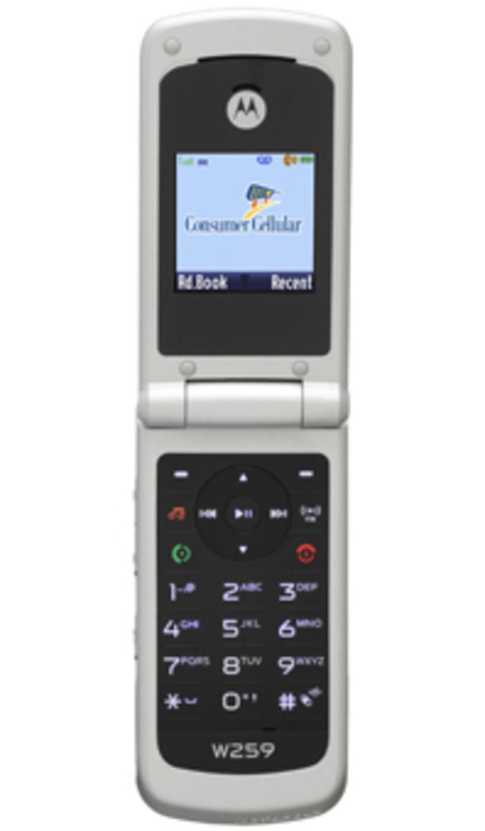Motorola W259