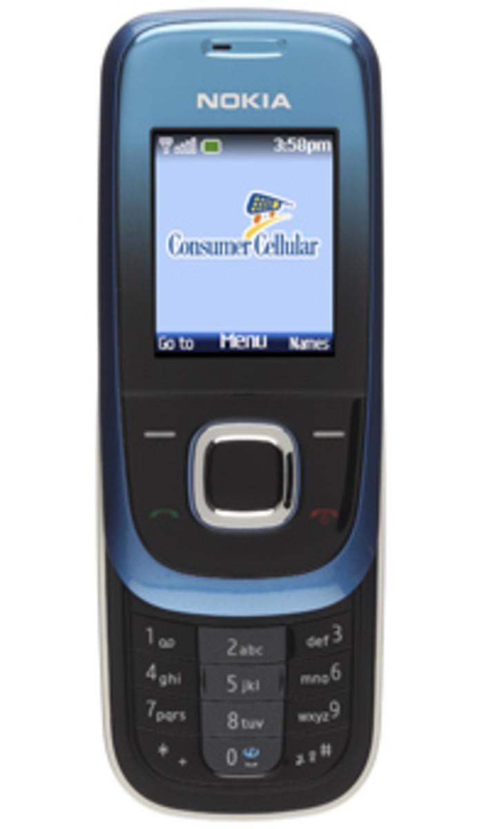 Nokia 2680 Slider