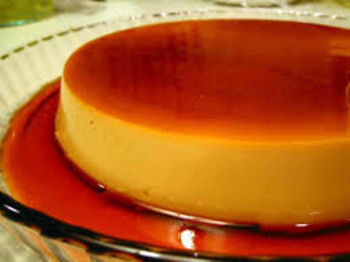 How to make leche flan (when you don't have an oven or don't know how to operate one)