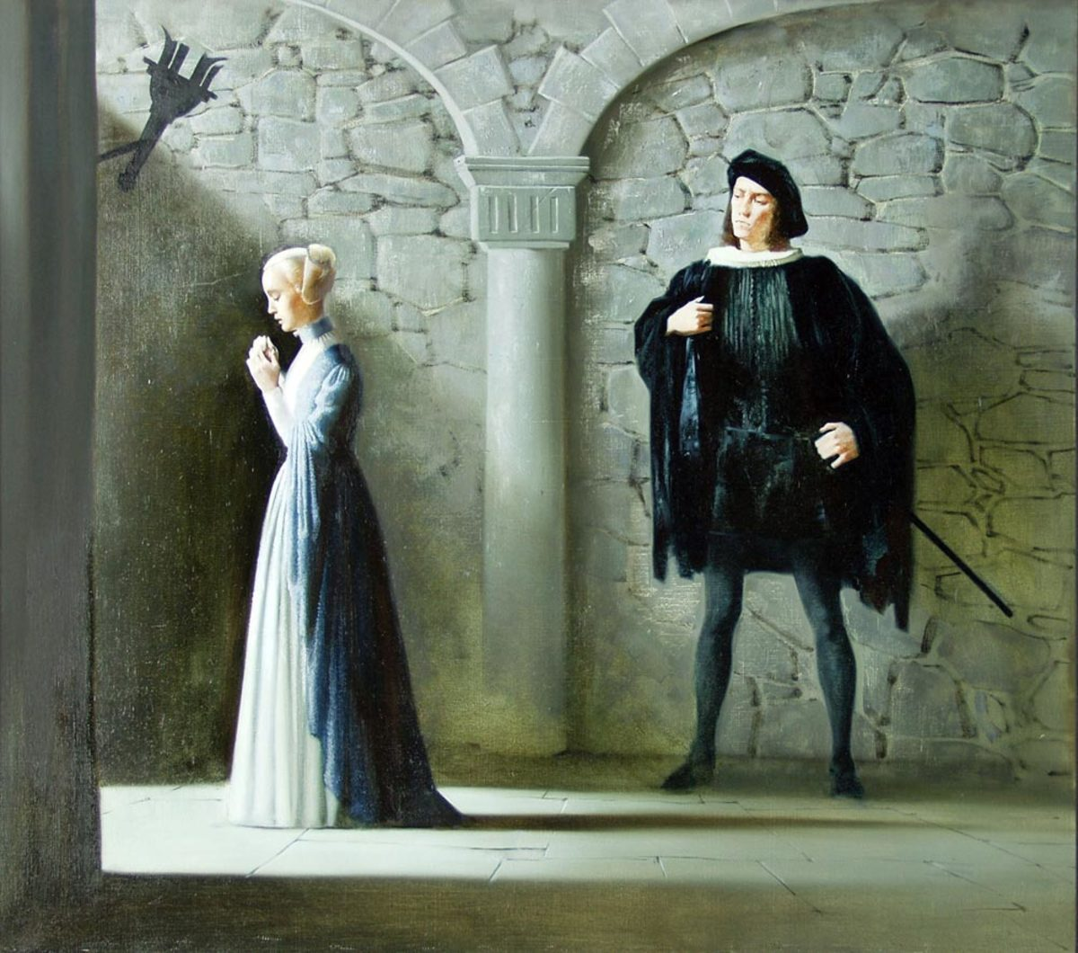 an analysis of appearance and reality in hamlet by william shakespeare Struggling with the themes of william shakespeare's hamlet we've got the quick and easy lowdown on them here.