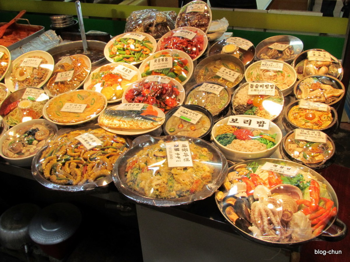 What do Koreans Eat? Famous Korean Cuisine by Region