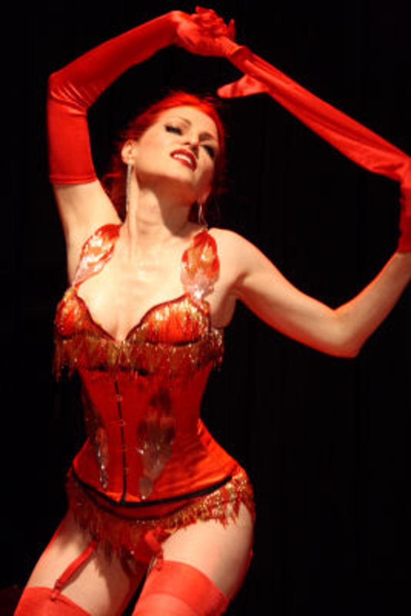 The Joy of an Uninhibited Burlesque Performance