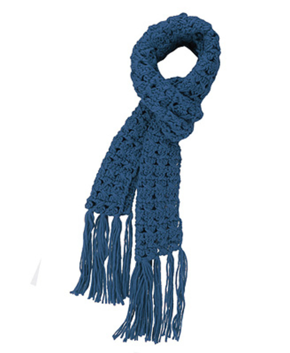 Adorable knit scarf from forever21.com