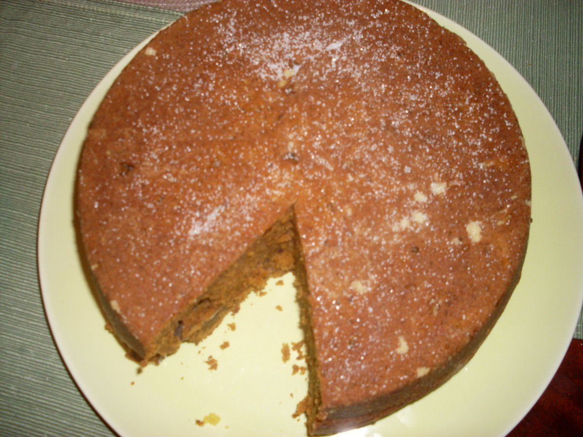 Best Pumpkin Cake Recipe - Yummy Pumpkin Cake for Halloween, Thanksgiving or Anytime