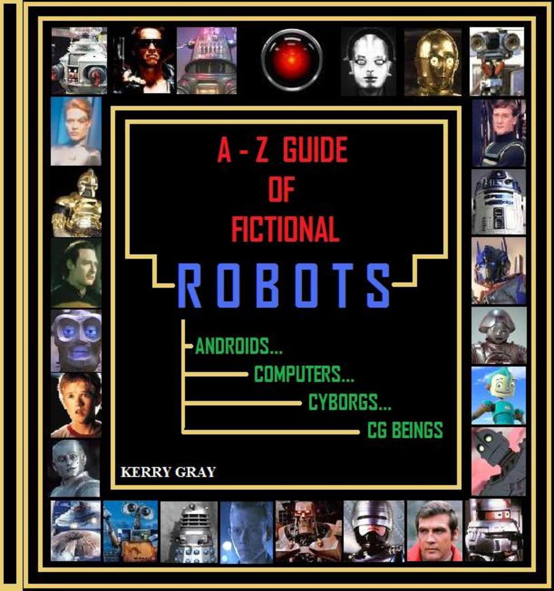 My Robot Book