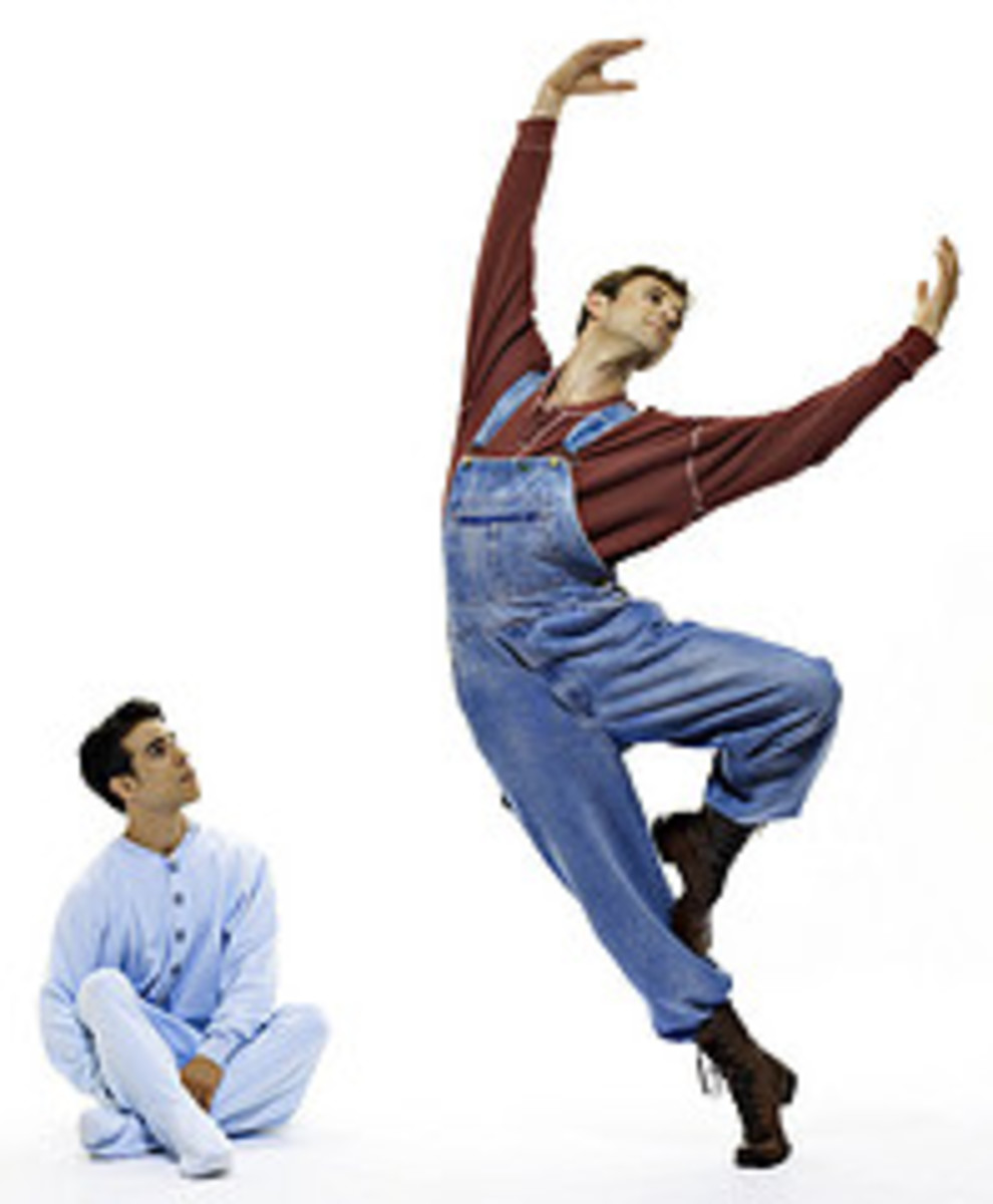Paul Taylor Dance Company Photo:  Lois Greenfield